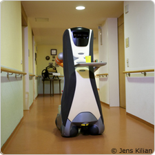 care o bot ein roboter als neues familienmitglied von richard kehl auf uni de. Black Bedroom Furniture Sets. Home Design Ideas