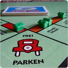 Bildergebnis für monopoly frei parken