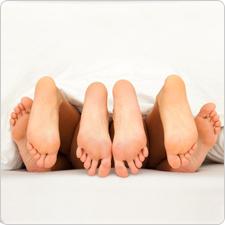 Curvy milf stockings